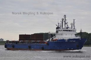 Supply vessel PSV – Ulstein Design UT 706
