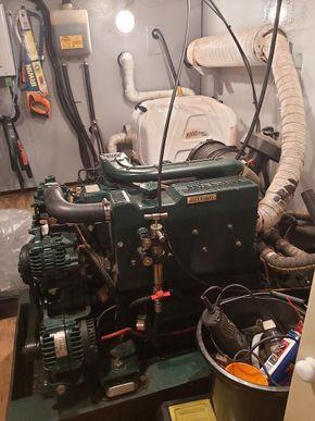 Beta engine and genny