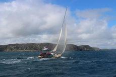 El Vigo – a Robert Clark sloop