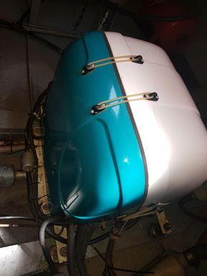 Whisper 3500 water cooled deisel generator