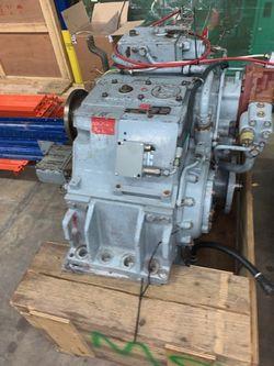 ZF BU 465 - 2.759-1A - SN 104 GGL - FAST CRAFT