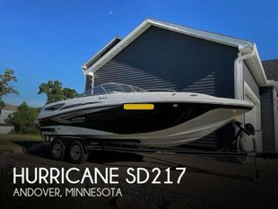 2020 Hurricane SD217