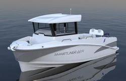 NEW Smartliner Fisher 22 FI 2022 Model