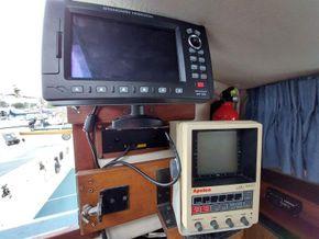 Westerly Griffon II Bilge Keeled - Navigation Instruments