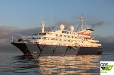 FOR RESALE incl. Renewed Class // 88m / 100 pax Cruise Ship for Sale / #1034130