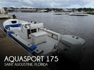 1987 Aquasport 175