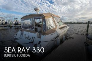 1992 Sea Ray 330 Express Cruiser
