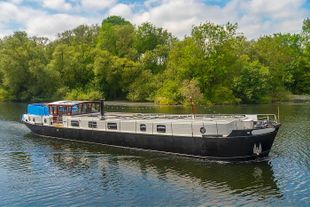 2019 Barge Peter Nicholls Sea Going Barge FCN 69'