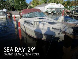 1985 Sea Ray 270 Sundancer
