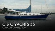 1974 C & C Yachts 35 Mark II