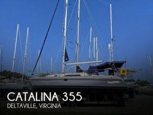 2011 Catalina 355