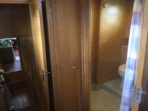 Full length lockers