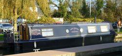 NARROW ESCAPE 37' Trad Lister SR2 Internal Refit/ Refurbished