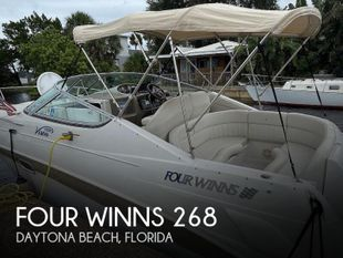 2003 Four Winns Vista 268
