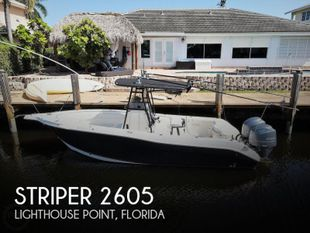 2015 Striper 2605