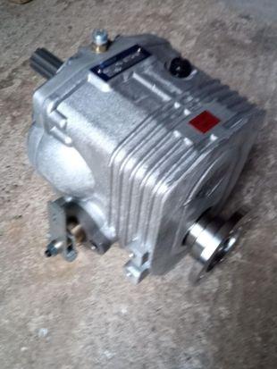 PRM 125 Gearbox