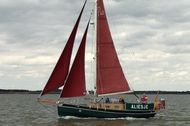 Cornish Crabbers Pilot 30 'ALIESJE'