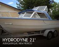 1967 Hydrodyne Intreceptor