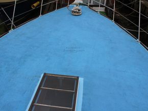 Houseboat purpose built 20m  - Foredeck