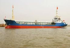 1000T Oil Tanker