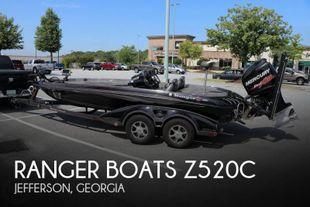 2016 Ranger Boats Z520C
