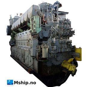 Deutz SVB 8M 540   mship.no