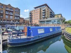 1998 Narrowboat 45ft with London mooring