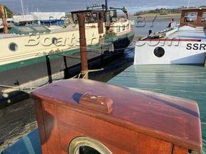Dutch Barge 25 Metre  - Coachroof/Wheelhouse