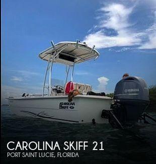 2019 Carolina Skiff 21 DLX