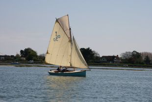 TELA 16 -Classic Trailable Day Boat in GRP REDUCED