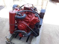 Volvo Penta 431 V6 petrol