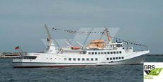 69m / 60 pax Passenger Ship for Sale / #1009193