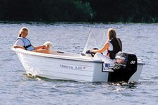 Uttern All Round Boats A46