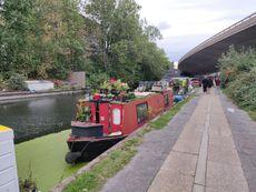 Narrowboat Horace