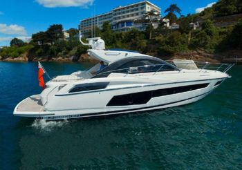 Sunseeker San Remo 485. Good condition, WITH WARRANTY