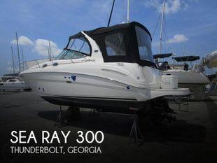 2007 Sea Ray 300 Sundancer