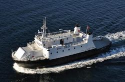 Beautiful Ro Ro / car /pax ferry with delivery time 31.12.2020