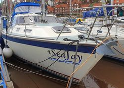 Westerly Riviera 35 Motor Sailor