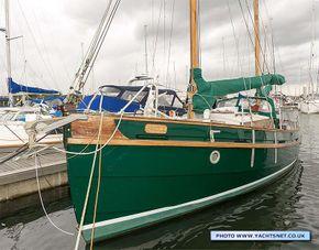 Moored port side Oct 2020