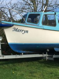 Plymouth Pilot 18ft.     SOLD