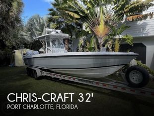 1988 Chris-Craft Scorpion