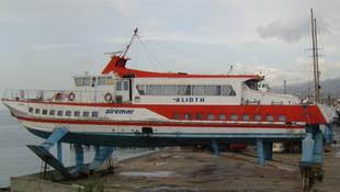 Hydrofoil Rodriquez RHS160 ALIOTH