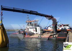 21m / 14,2ts crane Workboat for Sale / #1089523