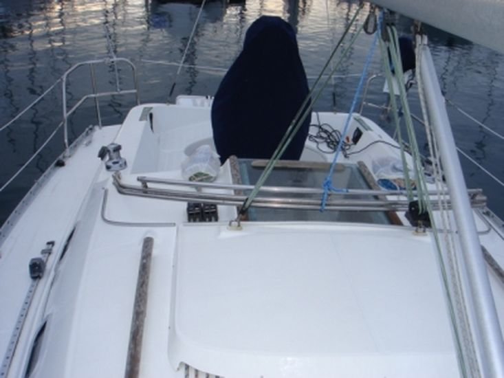 1996 OCEANIS 321