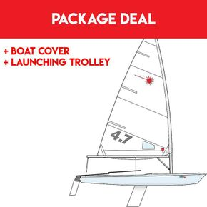 Laser 4.7 Boat Package Deal
