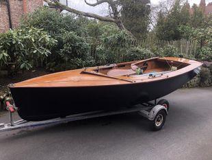 GP14 13618 Mk II Wood