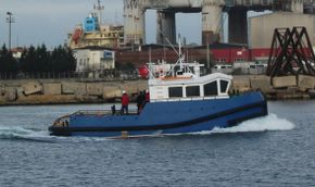 multipurpose workboat for sale