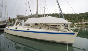 Sundancer 13 meter Yacht Catamaran for Sale in Langkawi