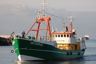 Guard  standby vessel