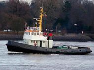 1966 Tug - Single Screw For Sale
